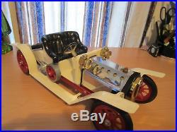 Vintage Mamod Steam Engine Roadster 1319 British Toy Car NR