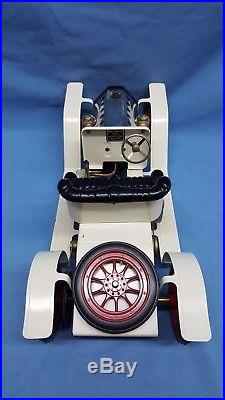 Vintage Mamod Steam Engine Roadster Car Never fired withoriginal Box