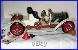 Vintage Mamod Steam Engine Roadster SA1 Car Box, Funnel, Fuel, Instructions