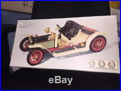 Vintage Mamod Steam Engine Roadster SA1 Car New In Box Complete 1980