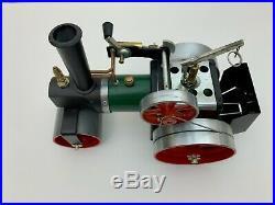 Vintage Mamod Steam Engine Roller SR 1a Toy In Original Box