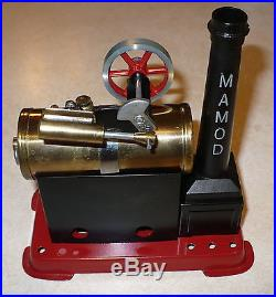 Vintage Mamod Steam Engine SP1 with Box Made in England