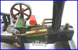 Vintage Mamod Steam Engine Tractor Roller Model SR1a Toy England Antique