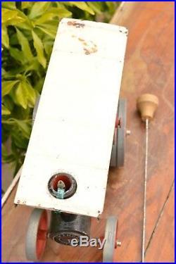 Vintage Mamod TE1 Steam Tractor Engine Toy Retro