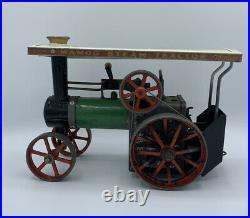 Vintage Mamod TEIA ENGLAND Steam Engine Tractor