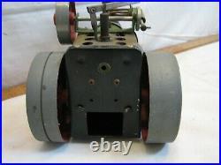 Vintage Mamod Toy Model Live Steam Roller Engine Toy Road England