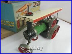 Vintage Mamod Traction Engine Tractor Battery Opp Steam Original Box Toy 552