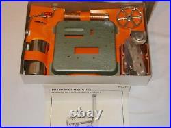 Vintage NEW Jensen Steam Engine Model Kit No. 76 Original Box NOS NIB