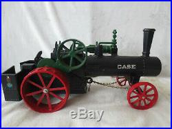Vintage Scale Models 1/16 J. I. Case Steam Engine Tractor Farm Toy
