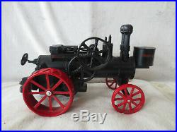 Vintage Scale Models 1/16 Minneapolis Steam Engine Tractor Farm Toy