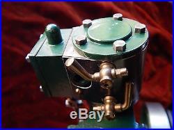 Vintage Stuart 10H Live Steam Engine Fully AssembledApparently Unused No Resrv