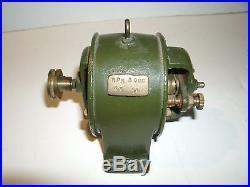 Vintage Stuart Alternator Accessory for Model Toy Steam Engine