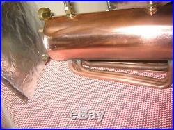 Vintage Stuart Boiler 504 great condition unused, Stuarts steam engine