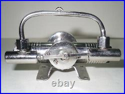 Vintage TMY twin cylindar steam engine Japan minature model boat motor NOS