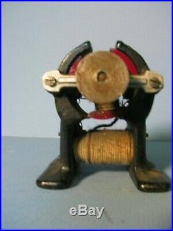 Vintage Toy Electric Motor / Steam Engine Generator Ajax, Knapp Votamp, K&D