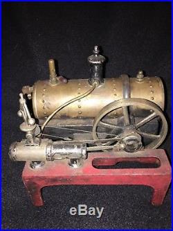 Vintage WEEDEN Model 14 Toy Steam Engine