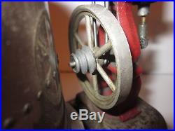 Vintage Weeden #17 Toy Live Steam Engine with box