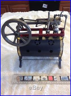 Vintage Weeden Horizontal Steam Engine