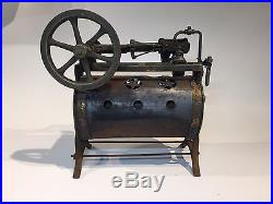 Vintage Weeden Steam Engine