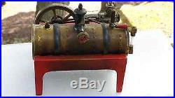 Vintage Weeden Toy Live Steam Engine