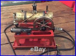 Vintage Weeden & Weeden Steam Engine Toy Style 648