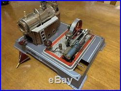 Vintage Wilesco D16 Steam Engine Toy
