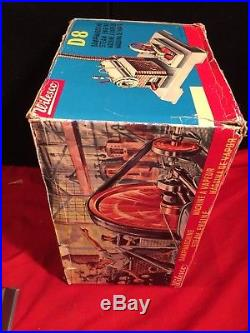 Vintage Wilesco D8 Steam Engine Toy + Box West Germany