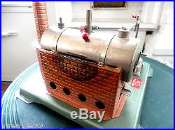 Vintage Working Jensen MFG Co. Steam Engine Style 75 Jeannette, Pa. U. S. A