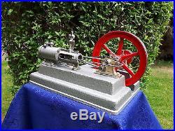 Vintage, Working model steam engine 1974 year. Watt regulator! LOFT