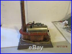 Vintage steam engine wilesco steam engine toy antique toys hobbies