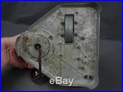 Vtg K. J. Miller Junior Engineer Steam Engine Toy SE 100 with Org Box Plans & Parts