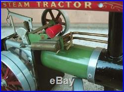 Vtg. MAMOD STEAM TRACTOR TE1aLive Steam Engine PoweredNear MINT BOXED