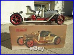 Vtg MAMOD Steam Engine ROADSTER SA1 Car AUTOMOBILE TOY Made in England Nice Cond