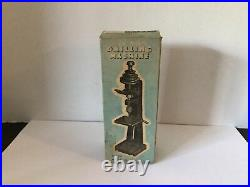 Vtg Sel Toy Model 3030 Drilling Machine Steam Engine Hit Miss Electric Motor Box