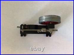 Vtg Sel Toy Model 3060 Hacksawing Steam Engine Hit Miss Electric Motor England