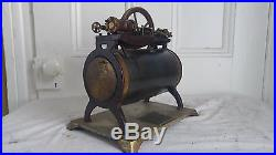 WEEDEN 121 PIONEER RARE RARE original unrestored vintage toy steam engine