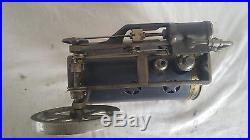 WEEDEN 34 vintage toy steam engine