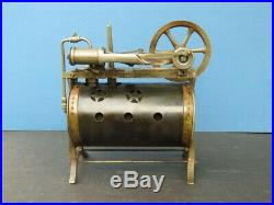 WEEDEN MODEL 34 TOY STEAM ENGINE all original excellent condition