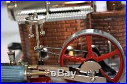 WILESCO D10 / 100 TOY STEAM ENGINE Limited Anniversary Edition w FREE SHIPPING