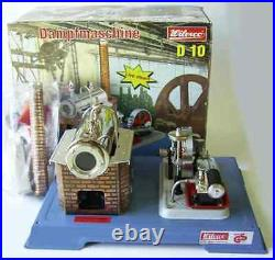 WILESCO D10 TOY STEAM ENGINE C-10 Mint Brand New + FREE SHIPPING
