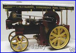 WILESCO D409 SHOWMANS STEAM ENGINE NEW with S&H FREE MADE IN GERMANY