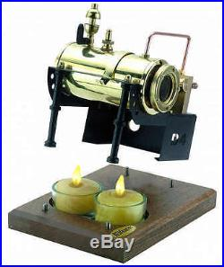 WILESCO D4 Toy Steam Engine fired by candles NEW 2016 + Made in Germany