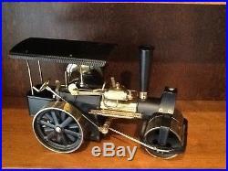 Wilesco Old Smoky German Steam Engine Roller