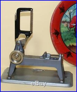 W. Germany Wilesco Steam Engine Toy Accessorie Saw Of Some Kind 5 X 3