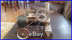 Weeden 646 Steam Roller from the 1920s, toy train, steam engine, excellent cond