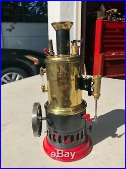 Weeden BIG GIANT toy steam engine
