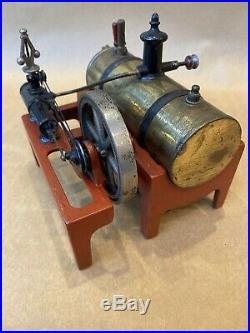 Weeden No. 14 Steam Engine With Accessories and Original Receipt