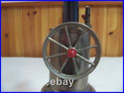 Weeden No. 239 Upright Toy Steam Engine with Burner-Very good Condition
