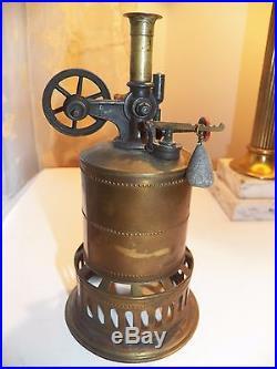 Weeden No. 2 Toy Steam Engine A Variation of Model No. 1 Excellent Condition