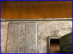 Weeden No. 60 Antique Steam Engine